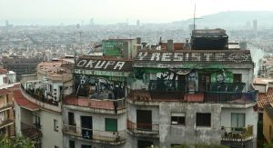 desahucio okupa vivienda pintada