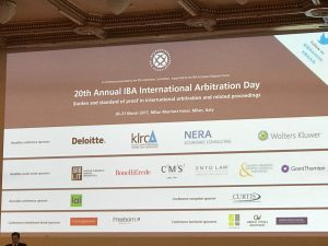 international arbitration day diapositiva